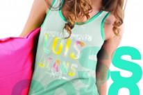 Catálogo pijamas e interiores Lois Admas 2013